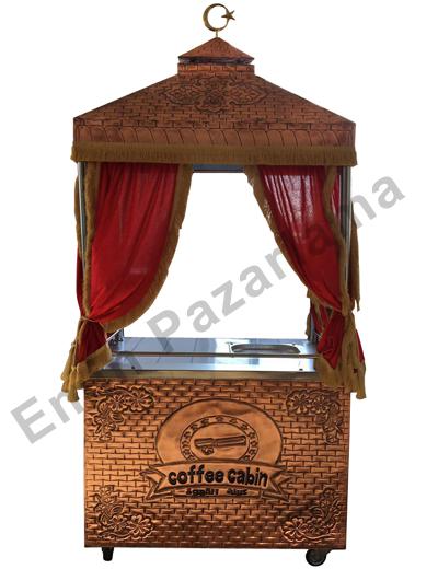 Kumda Kahve Arabası